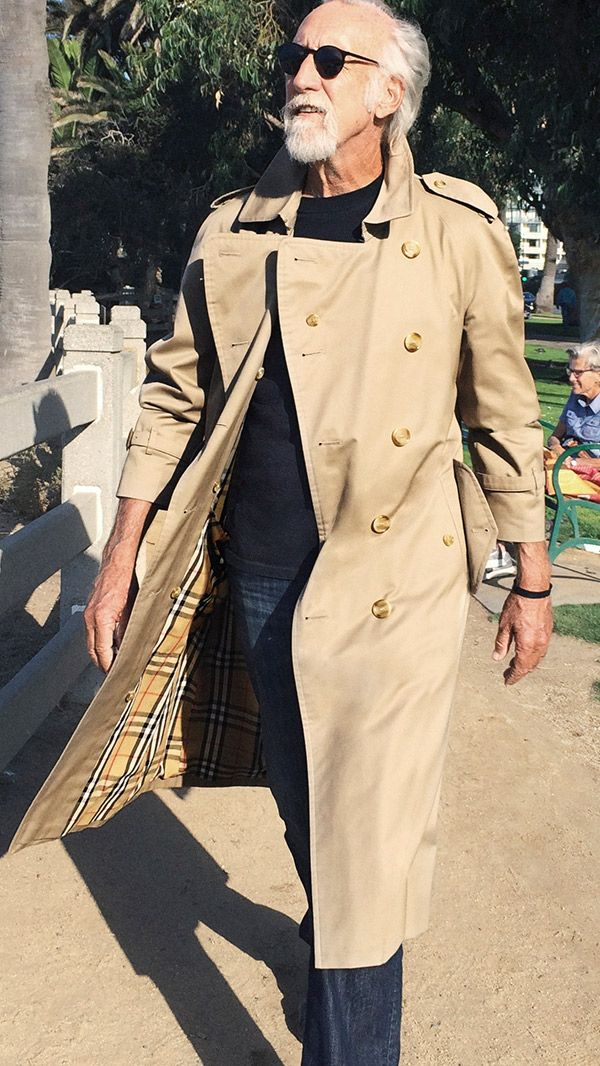 Art of the Trench is a celebration of the trench coat and the people who wear it, showcasing individual style from around the globe.