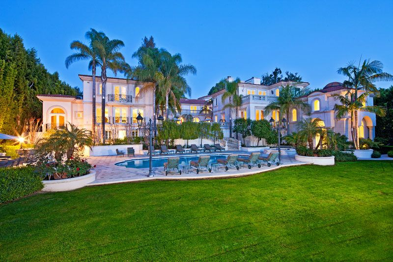 Beverly Hills Luxury Real Estate Beverly Hills Mansions Bel Air