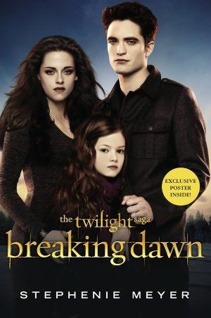 New Breaking Dawn Part 2 Movie Tie In Cover Http Www