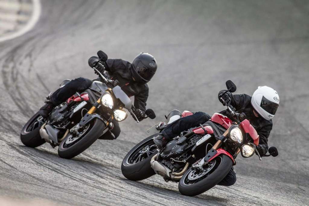 2019 Triumph Speed Triple S Review   2019 Motorcycle Model