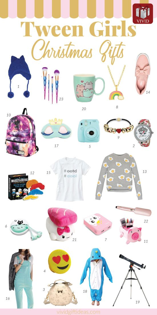 christmas gifts for tweens suitable for daughter granddaughter sister friends includes tween fashion tech gifts middle school supplies