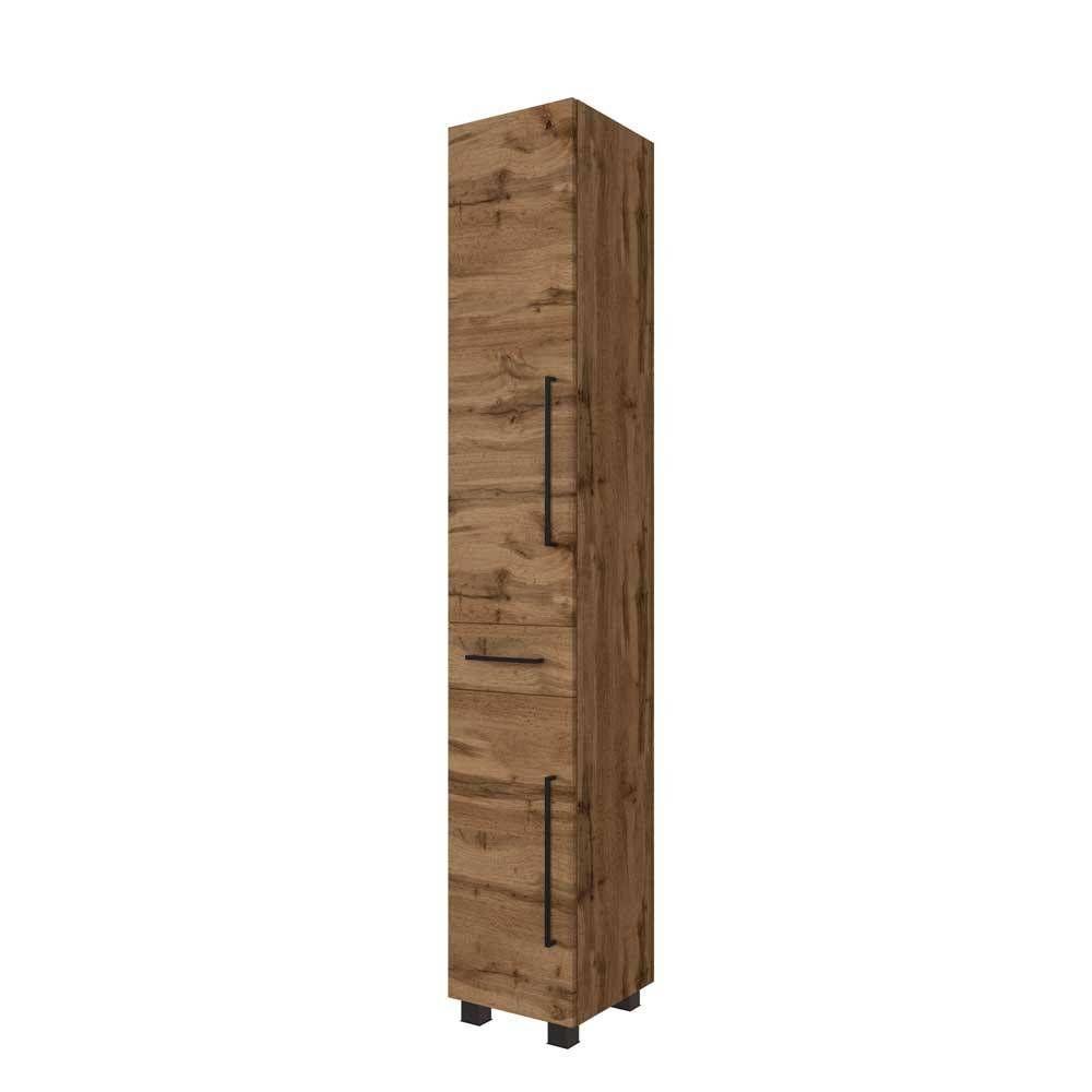 3 Arbeits Hochschrank Holz Jenga