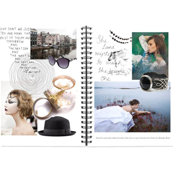 have to say hello by mallalu on Polyvore