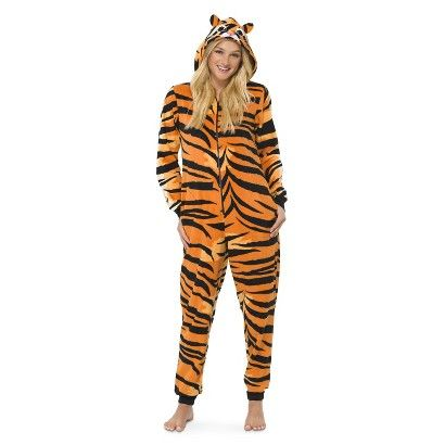 This tiger onesie is advertised as pyjamas for adults at my local Target. 302a3f08e
