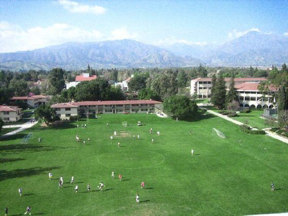 Claremont McKenna College: Parents Field | Most Beautiful