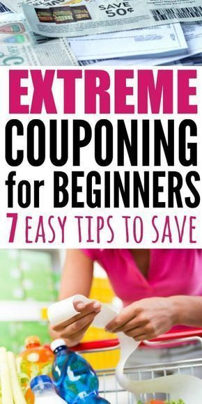Extreme couponing for beginners - how to extreme coupon #couponing