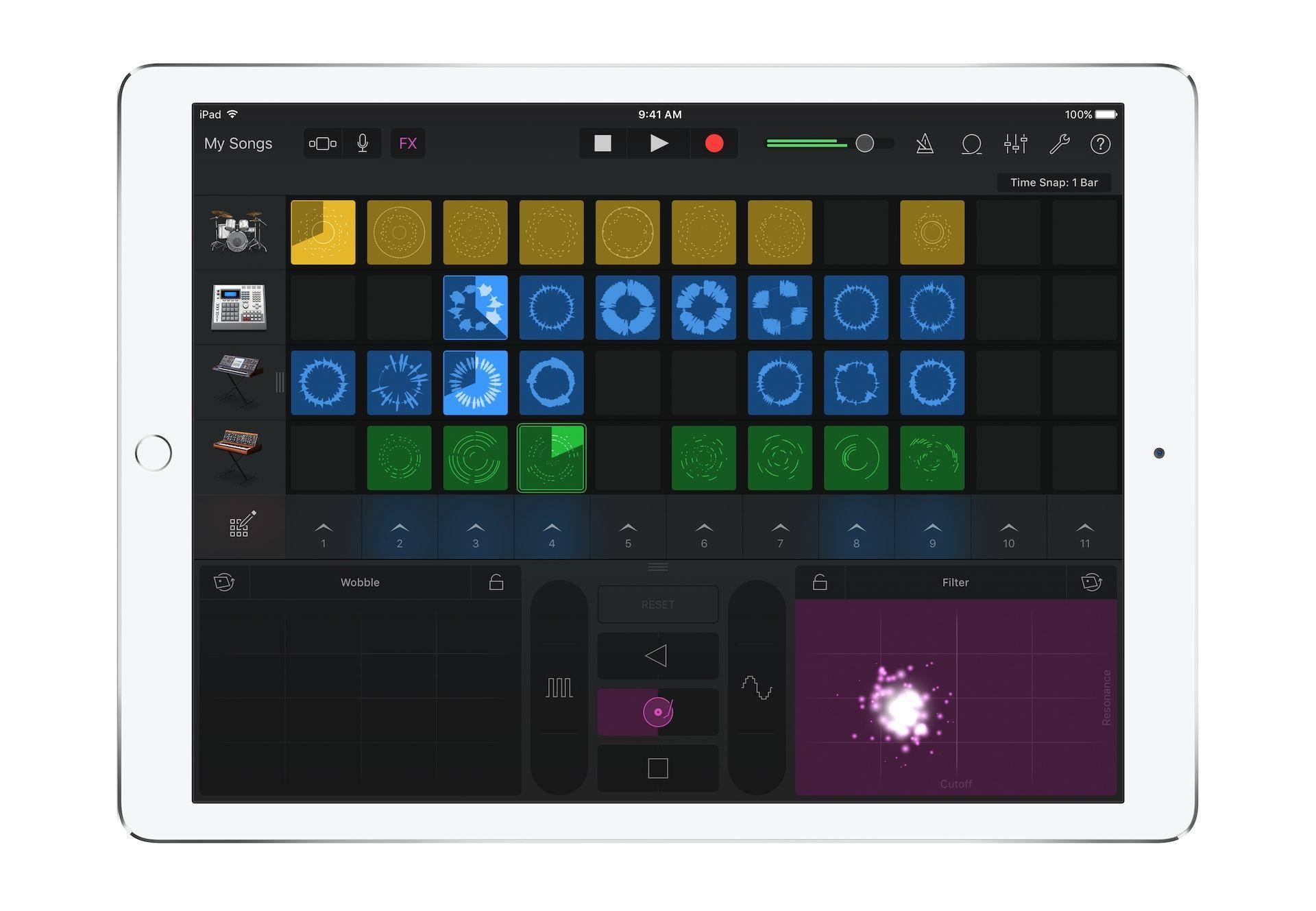 Image result for garageband app Garage band, Apple