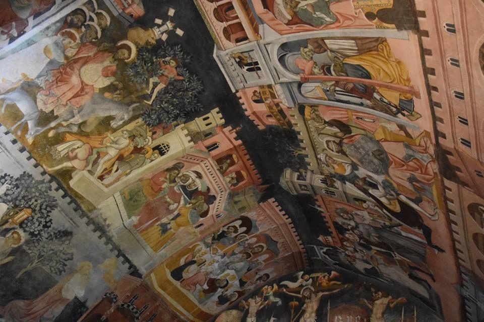 Itinerario d'arte nel castello della Manta tra gotico internazionale e manierismo – Piemonteis