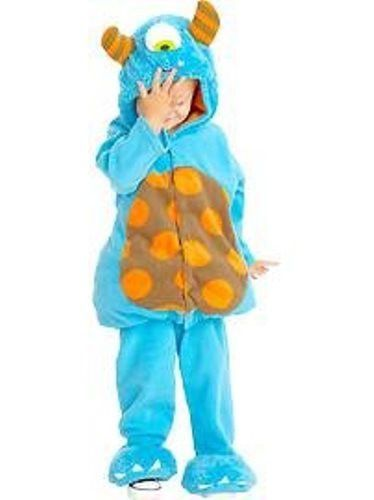 NWT-OLD-NAVY-BLUE-MONSTER-COSTUME-SIZE-0-6-3-6-MO-BOY-GIRL-HALLOWEEN - halloween ideas for 3