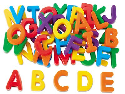 Magnetic Letters Uppercase At Lakeshore Learning Rachester Home