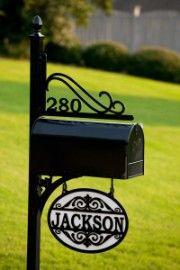 Love this mailbox