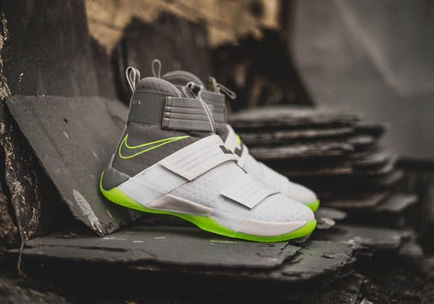 "#sneakers #news The Nike LeBron Soldier 10 ""Dunkman"" Releases In August"
