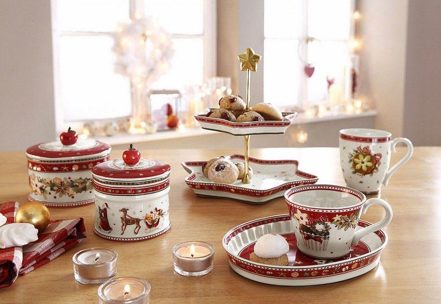 porzellanserie villeroy und boch winter bakery delight. Black Bedroom Furniture Sets. Home Design Ideas