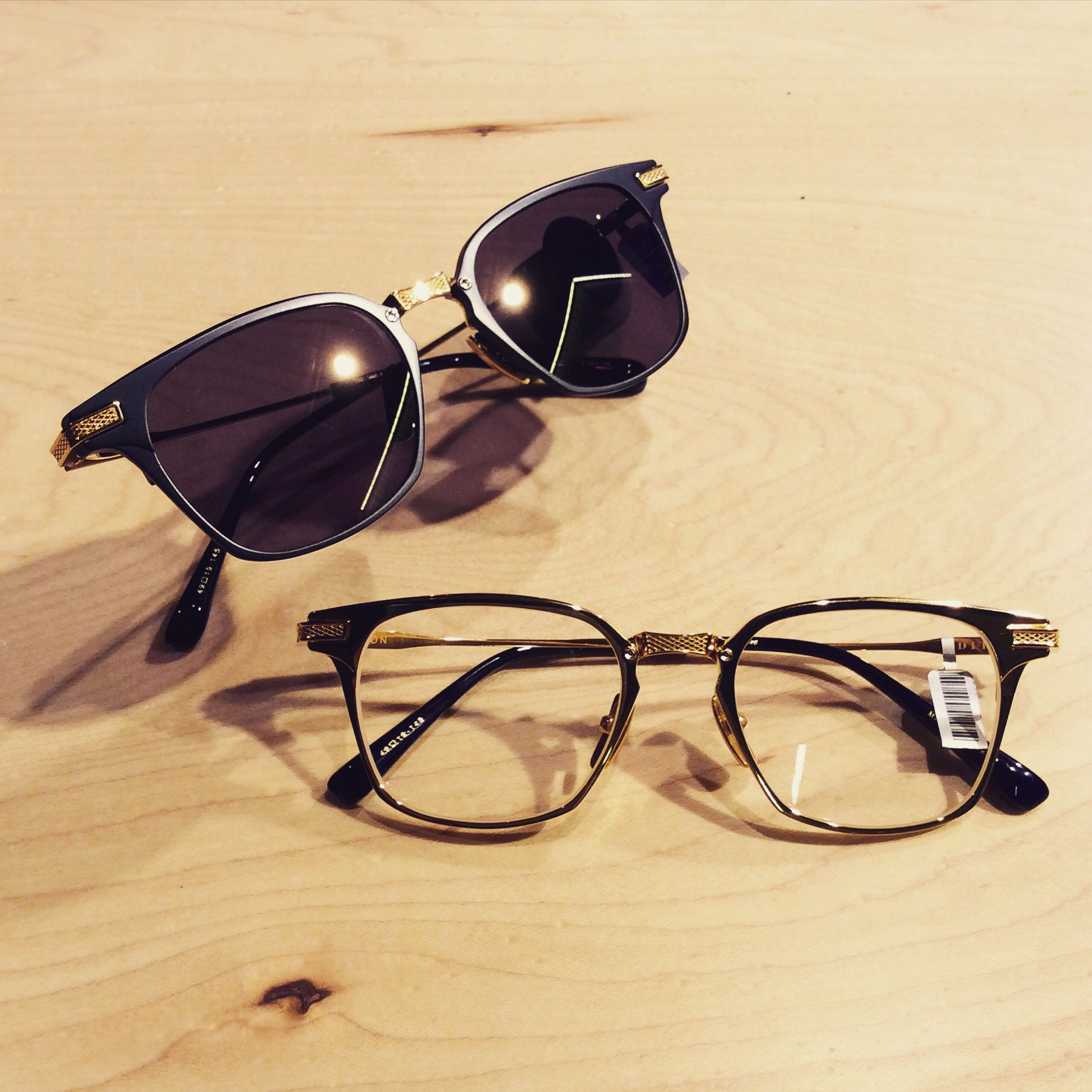 879a06ffed7 Love the way we go together ❤ Union by Dita Eyewear - inspired by Los  Angeles  Union Train Station.