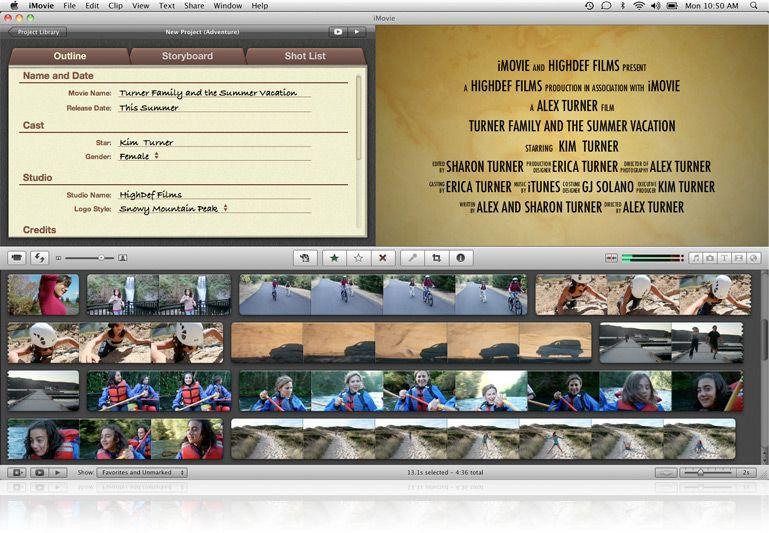 Imovie for maciphoneipad youtube guide digital literacy