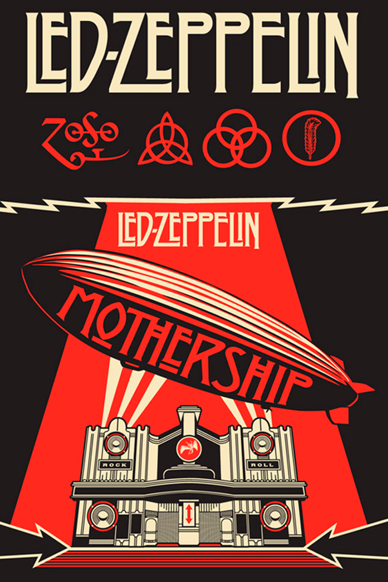 Poster design top 10 - Top Music Logo Designers Helped To Forge The Legend Of Greatests Rock Bands It Is Known That They Have Had A Huge Influence On Music