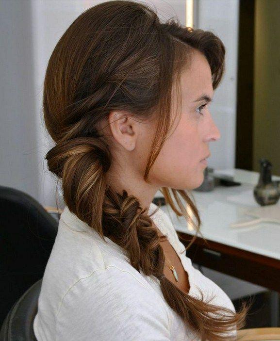 16 Side-Braid Hairstyles: Pretty Long Hair Ideas