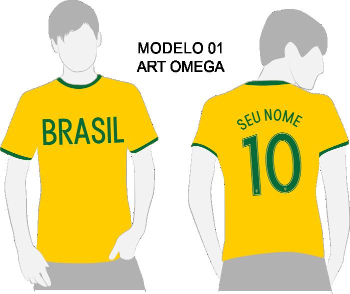16dde4499b Camisas Personalizadas Salvador
