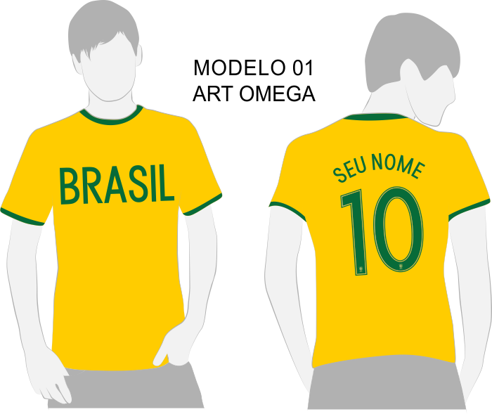 0d85fc949c Camisas Personalizadas Salvador