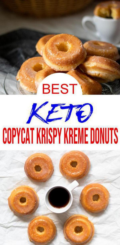 Photo of Keto Donuts
