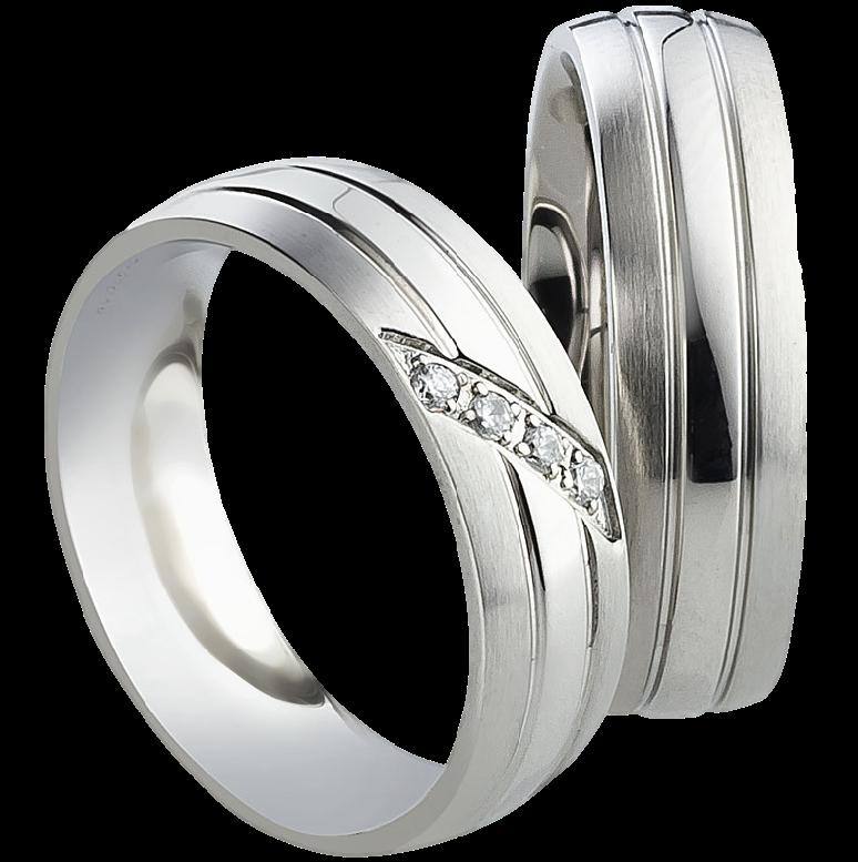 Snubni Prsteny T1766 Snubni Prsteny Vyrobeny Z Chirurgicke Oceli V