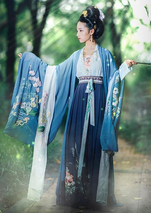 8b6b65e62 Ancient Chinese Costume hanfu Chinese Wedding Dress Tang Dynasty princess  Clothing