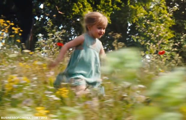 Vivenne Jolie Pitt As Young Aurora In Maleficent Film And