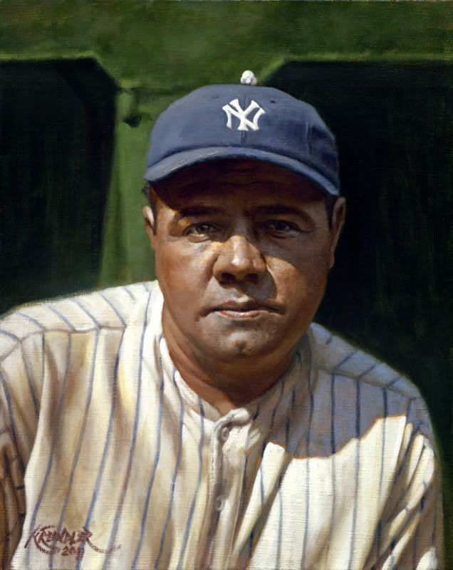 Babe ruth contract-3991