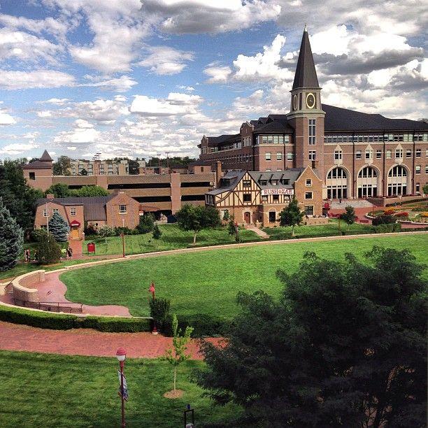 University Of Denver * 2255 E. Evans Avenue Denver, CO
