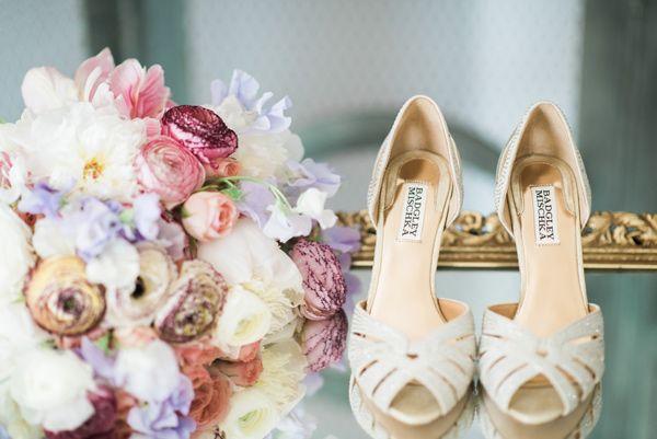 Getting Ready Bridal Inspiration And A Wedding Brunch