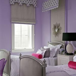 Gray Tufted Headboard - Contemporary - bedroom - Artistic Designs for Living