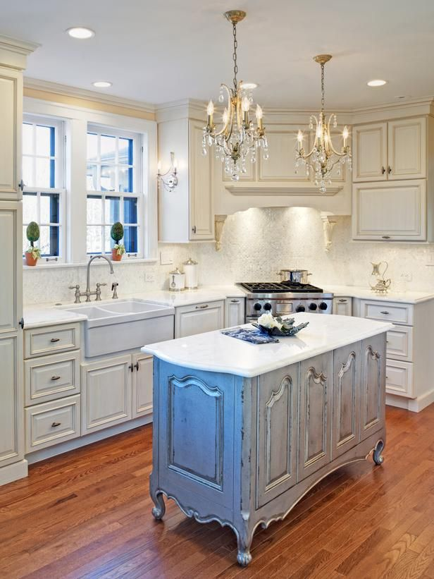 Pictures of Kitchen Cabinets: Ideas & Inspiration From HGTV : Rooms : Home & Garden Television