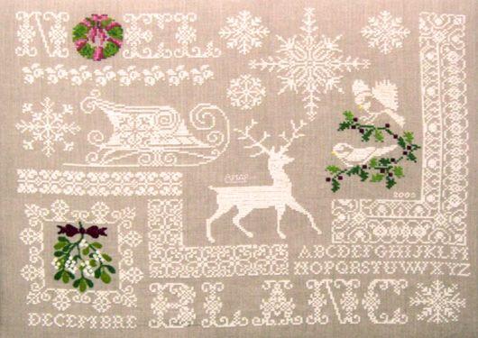 noel blanc a mon ami pierre cross stitch christmas winter pinterest cross stitch stitch. Black Bedroom Furniture Sets. Home Design Ideas