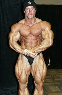 Erik Fankhouser Bodybuilder