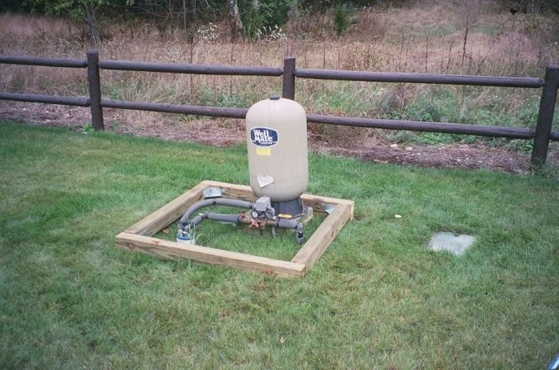 Well House Sheds We Can Build A Pump House Or Well Cap Housing Any Size Any Shape Pump House Well Pump Water Well House