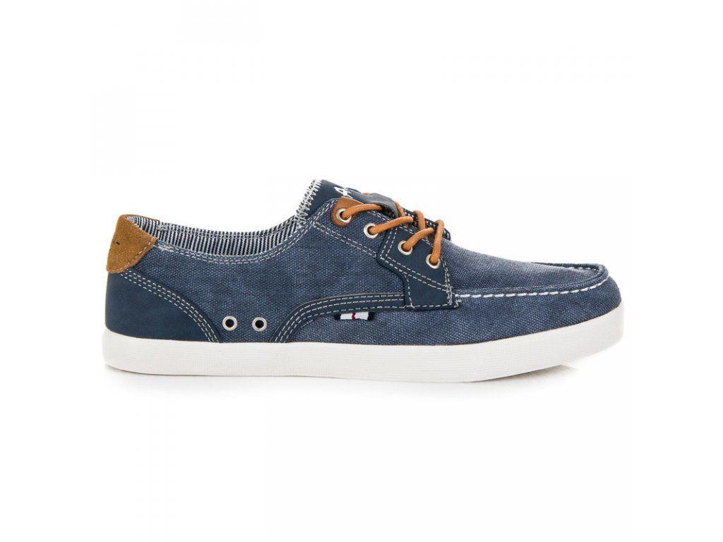 Pánske kožené topánky mokasíny Lucca  c2bfbf7eb1
