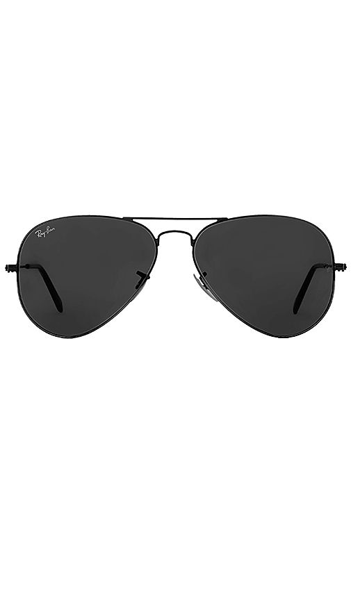 d175614aa8 Ray ban Aviator Classic in Black (frame and lens)