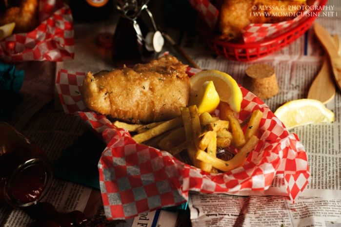 Fish & Chips: London's Classic and More   Mom de Cuisine