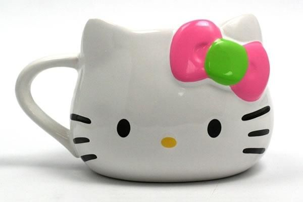 Hello Kitty Mug - reminds me of the good old days when my 3 little girls were still home.