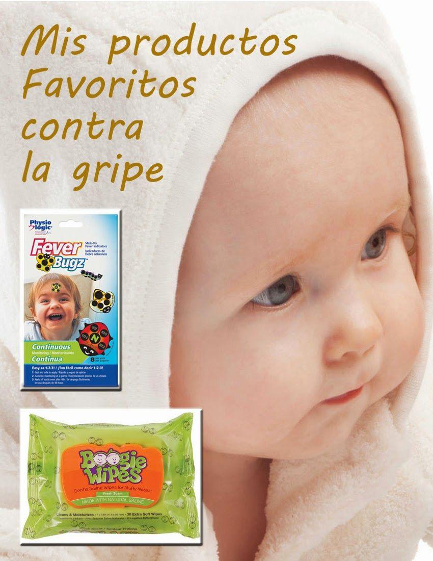 Mi Primer bebé: Mis productos favoritos contra la gripe para bebés y niñ@s