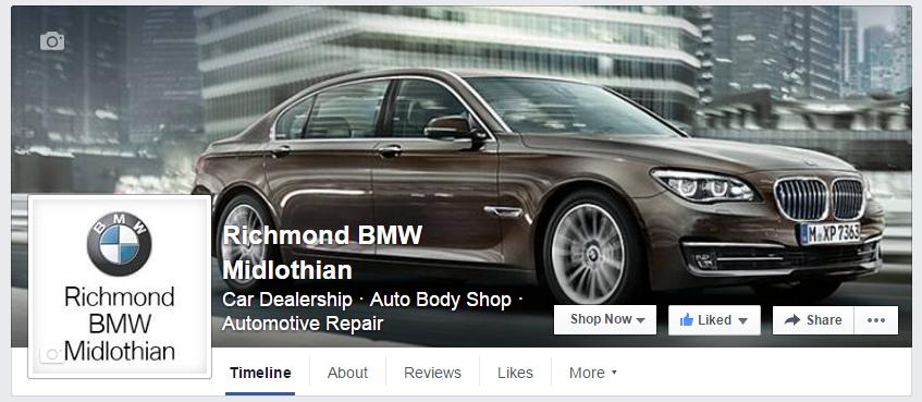 Facebook Https Www Facebook Com Richmondbmwmidlothian Automotive Repair Shop Automotive Repair Car Dealership