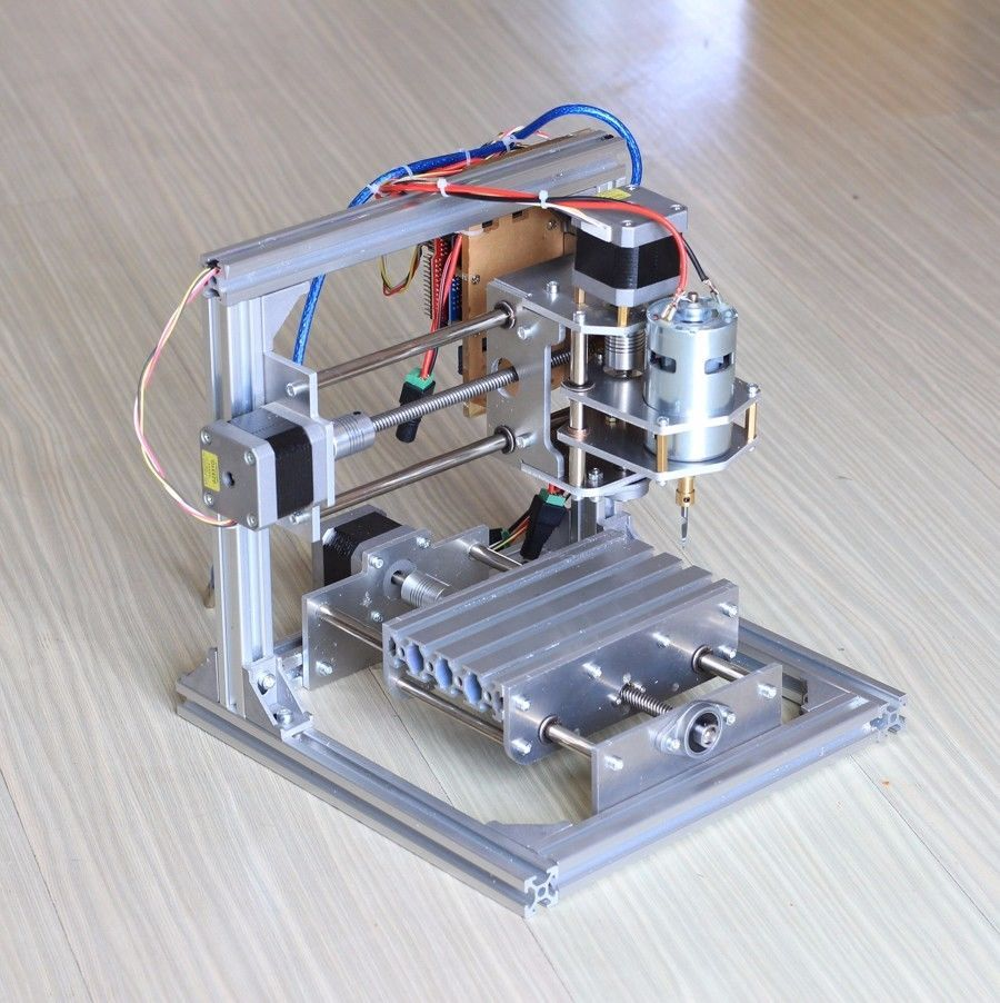 Diy cnc router kit 500mw laser engraver usb desktop engraving this is a miniature cnc engraving machine perfect for hobbyists artists and craft makers this is a true do it yourself kit if you are a true maker diy solutioingenieria Image collections