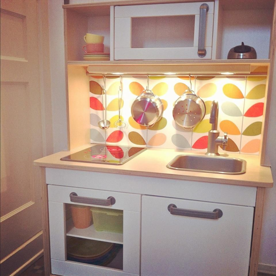 Share for Play kitchen designs