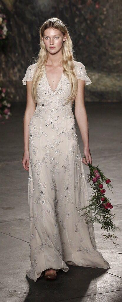 Jenny Packham Bridal 2016 WWD