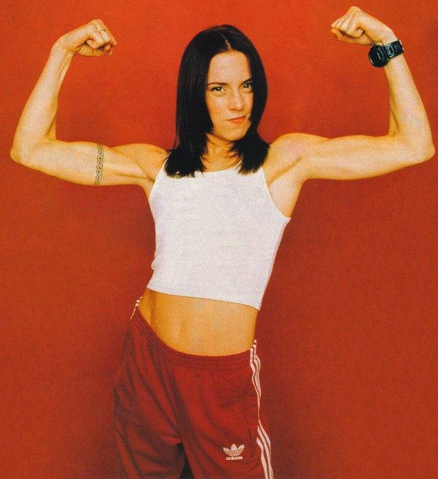 This Instagram documents the butch aesthetics of 90s popstars