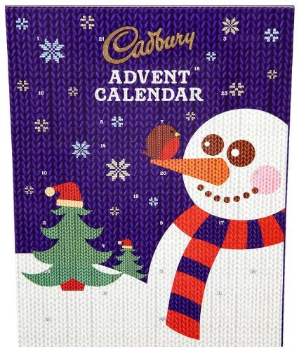 Image result for Advent Calendar with Chocolate