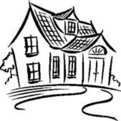 The Unbelievable Costs For Buying And Selling Your House House Drawing Cottage Images House
