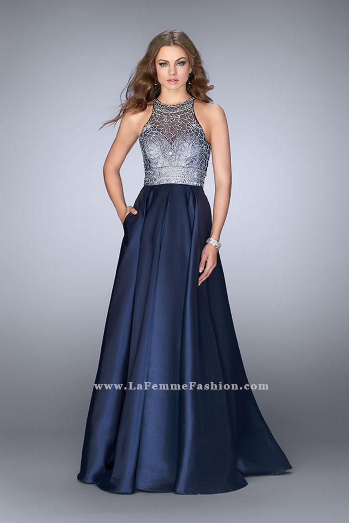 ebc9c1129ba0 GiGi by La Femme 24789 Bella Boutique - Knoxville, TN - Prom Dresses 2018,  Homecoming, Pageant, Quinceanera & Bridal