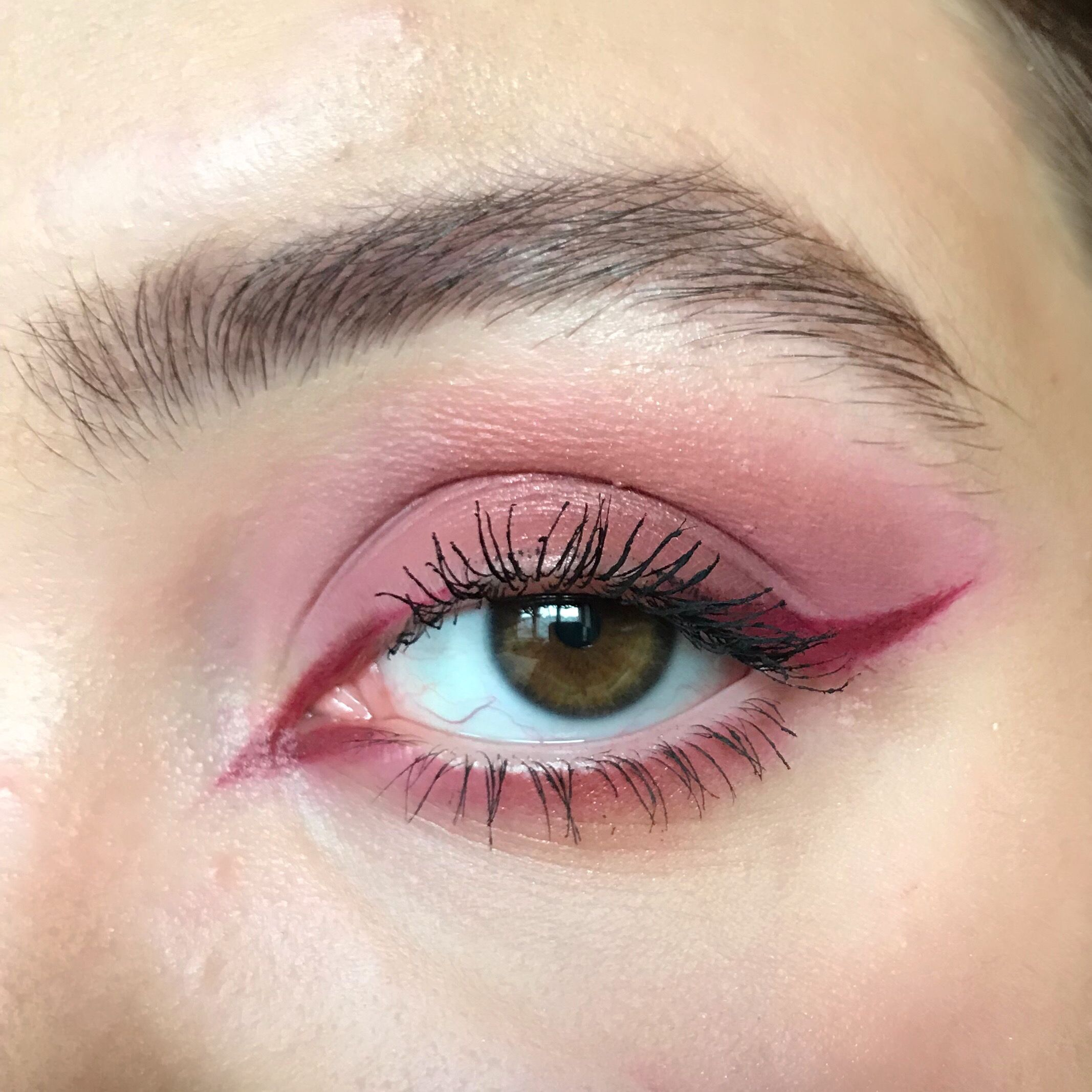 Euphoria Inspired Makeup Purple Makeup Makeup Makeup Inspiration