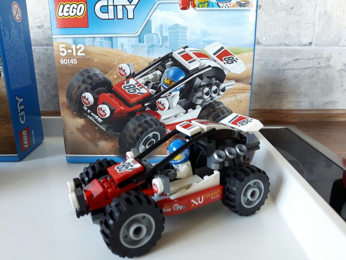 Off road Buggy 60145  2017
